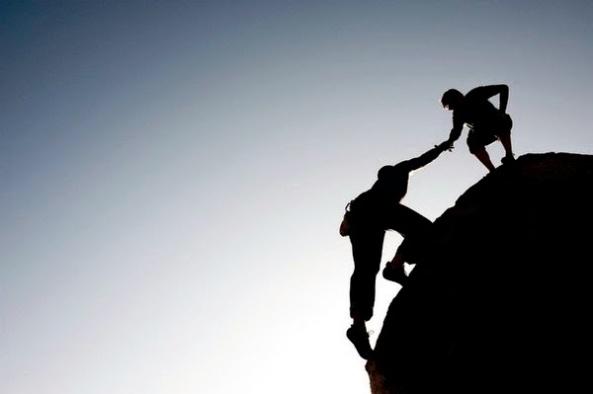 keberhasilan datang setelah kesulitan
