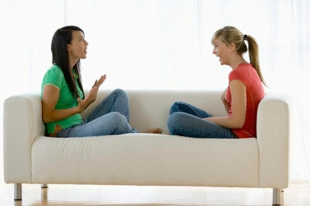 bercerita bersama susah dan senang